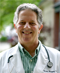 Dr. Boaz Rogan, Metuchen Veterinary Hospital